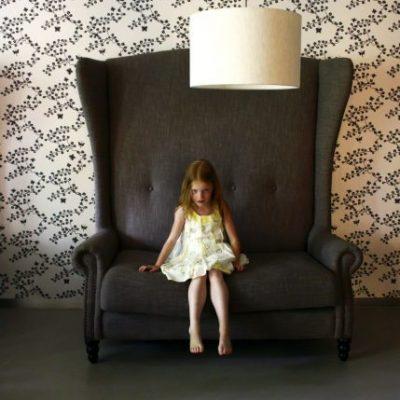 Grote stoel